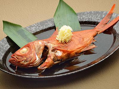 金目鯛の姿煮(一尾)