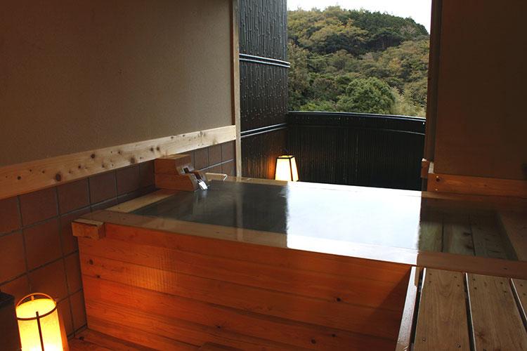 貸切風呂【月明り】【星明り】