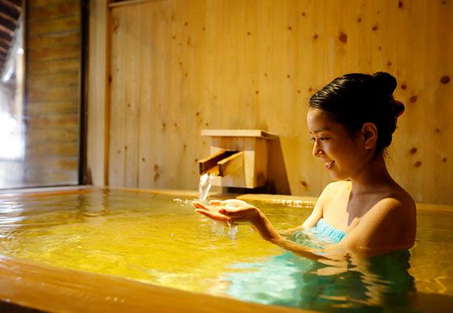 檜御殿風呂