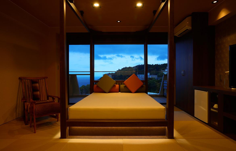 眺めの良い部屋